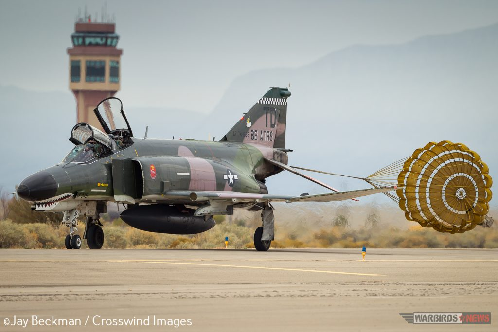 Tragic Farewell: Final Flight Of The F-4 Phantom