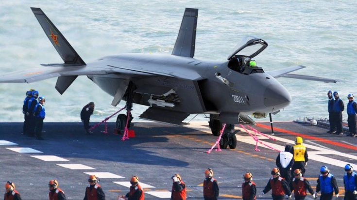 How China Stole The F-35