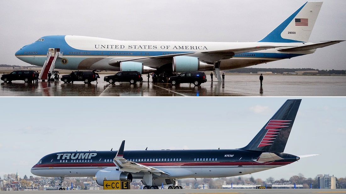 How Superior Is The Current Air Force One To Trump S Plane