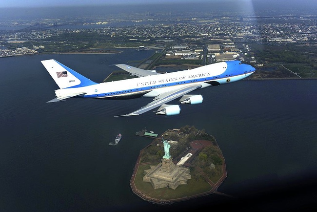 There are a lot of things you don't know about Air Force One.