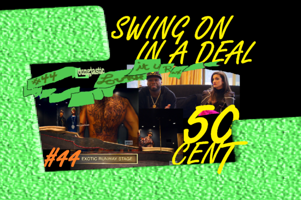 Podcast #44 – (Million Dollar Listing New York) Swing On In A Deal 50 Cent #MDLNY