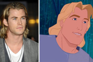 24 People that actually look like Disney cartoon characters