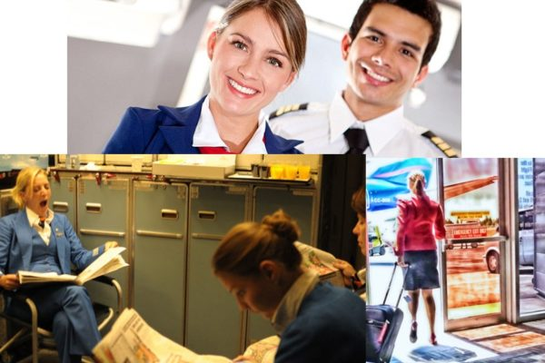 Do Pilots Hook Up With Flight Attendants? | Loungtastic