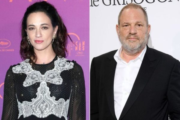Asia Argento Says Harvey Weinstein's Guilty Verdict 'Goes Out to' Anthony Bourdain