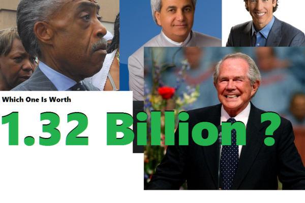 Cashing In On Church: The Richest Mega Pastors in America