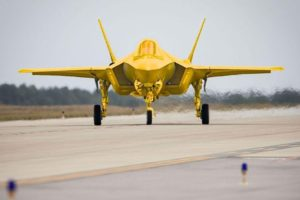 Trump Buys 500 Gold-Plated F-35s As Final Defiance As President