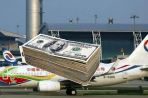 Chinese Airlines Are Offering Fat Paychecks to Cope With Aviation Boom