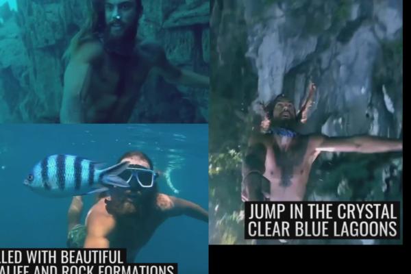 Exploring the underwater world of Coron