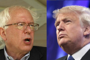 New polling shows 15% of Bernie Sanders fans are actually Trump supporters. Here's how we deal with it.