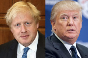 Donald Trump could learn a thing or two from his pal Boris Johnson
