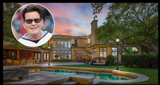 Charlie Sheen Cuts Another $2M From Beverly Hills Bachelor Pad