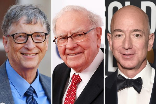 World's 10 Richest Celebrities | Loungtastic