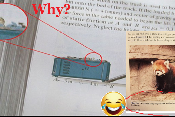 These Hilarious Textbook Fails Will Make You Wonder How They Ever Got Printed