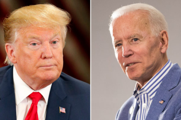 Trump: Biden Is Insulting Men Everywhere by Picking Kamala Harris as Running Mate