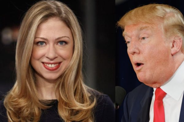 Chelsea Clinton just put Donald Trump in his place