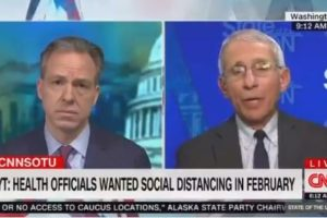 "Dr. Fauci UNLOADS on Trump on EASTER SUNDAY — ""Lives Could Have Been Saved!"""