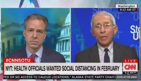 "Dr. Fauci UNLOADS on Trump — ""Lives Could Have Been Saved!"""