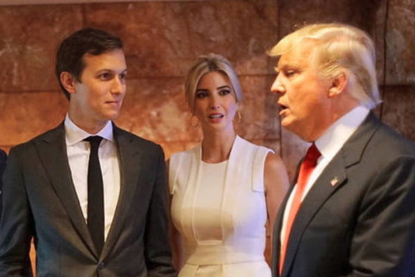 "Donald Trump's ""Ivanka and Jared"" council just went up in flames"