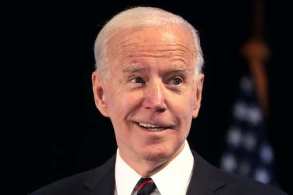 Joe Biden's running mate