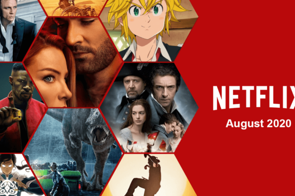 Netflix Originals Coming to Netflix in August 2020