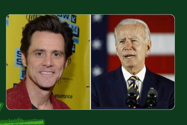 Why Has Jim Carrey's Joe Biden Been Such a Disaster?