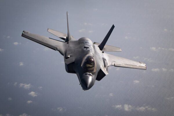 Lockheed Martin confident F-35 operating cost will be reduced to $25,000 per hour