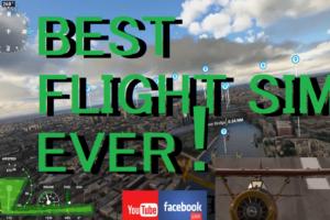 Live! Microsoft Flight Simulator On Ultra 3090 Nvida Graphics Card