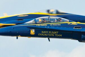 9 Little Known Facts About The Blue Angels